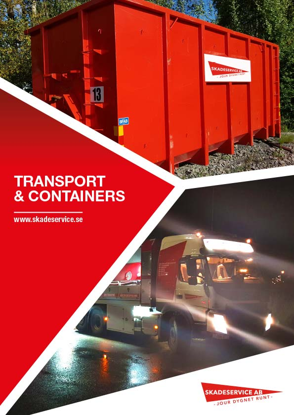 Transport & containers